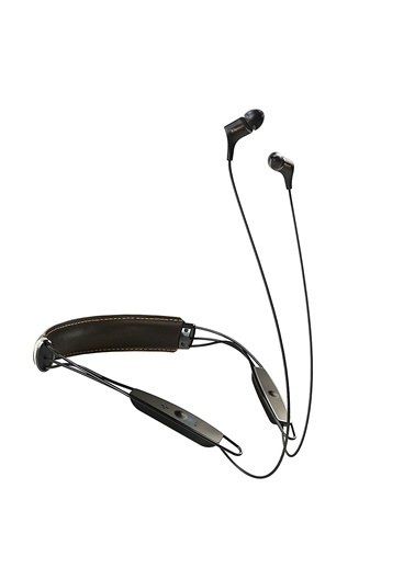 Klipsch Klipsch R6 Neckband In-Ear Siyah Bluetooth Kulak İçi Kulaklık Siyah